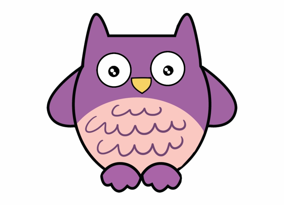 image transparent stock Purple animal clipart. Cute valentine png free
