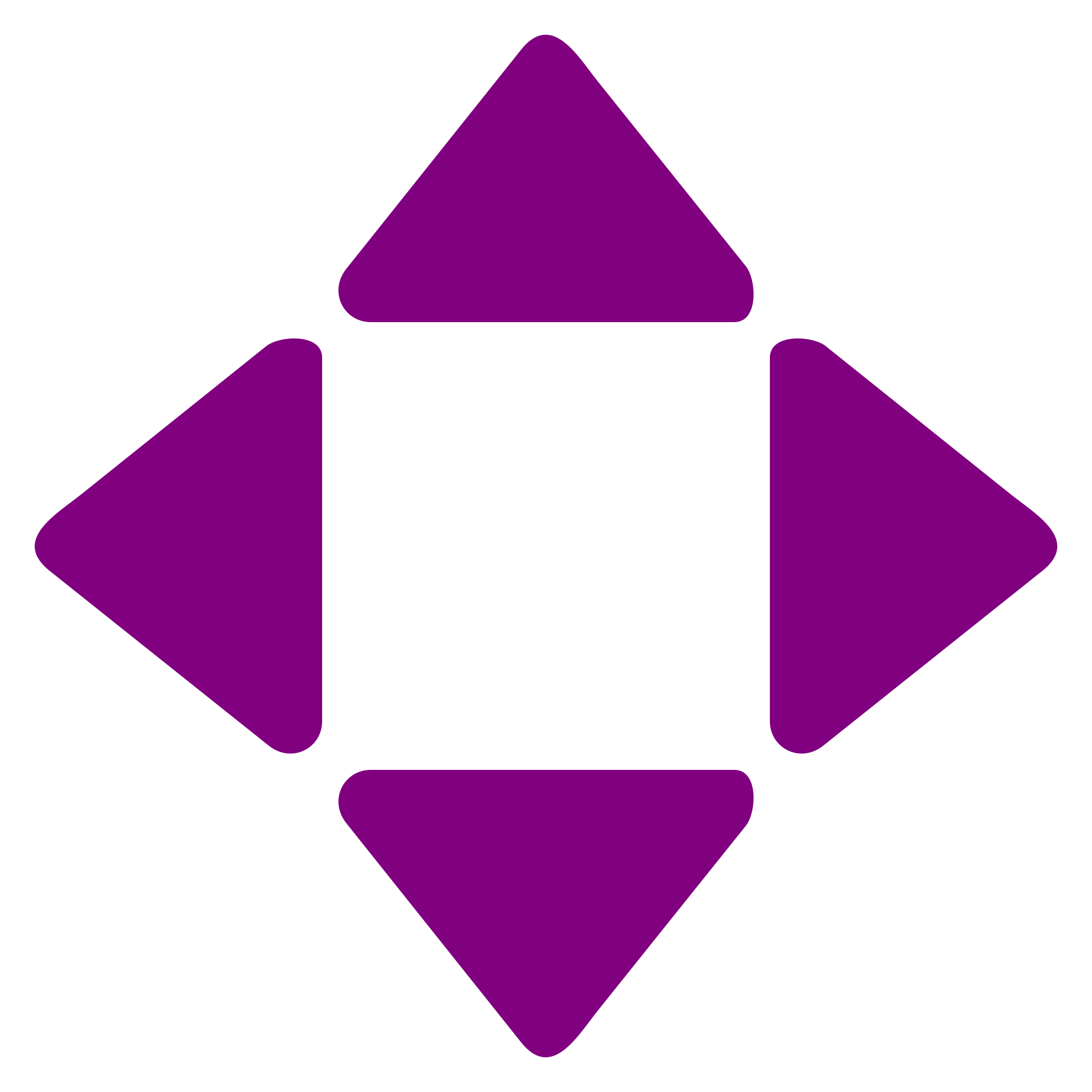 svg library library Purple arrow clipart. Rounded arrows big image.
