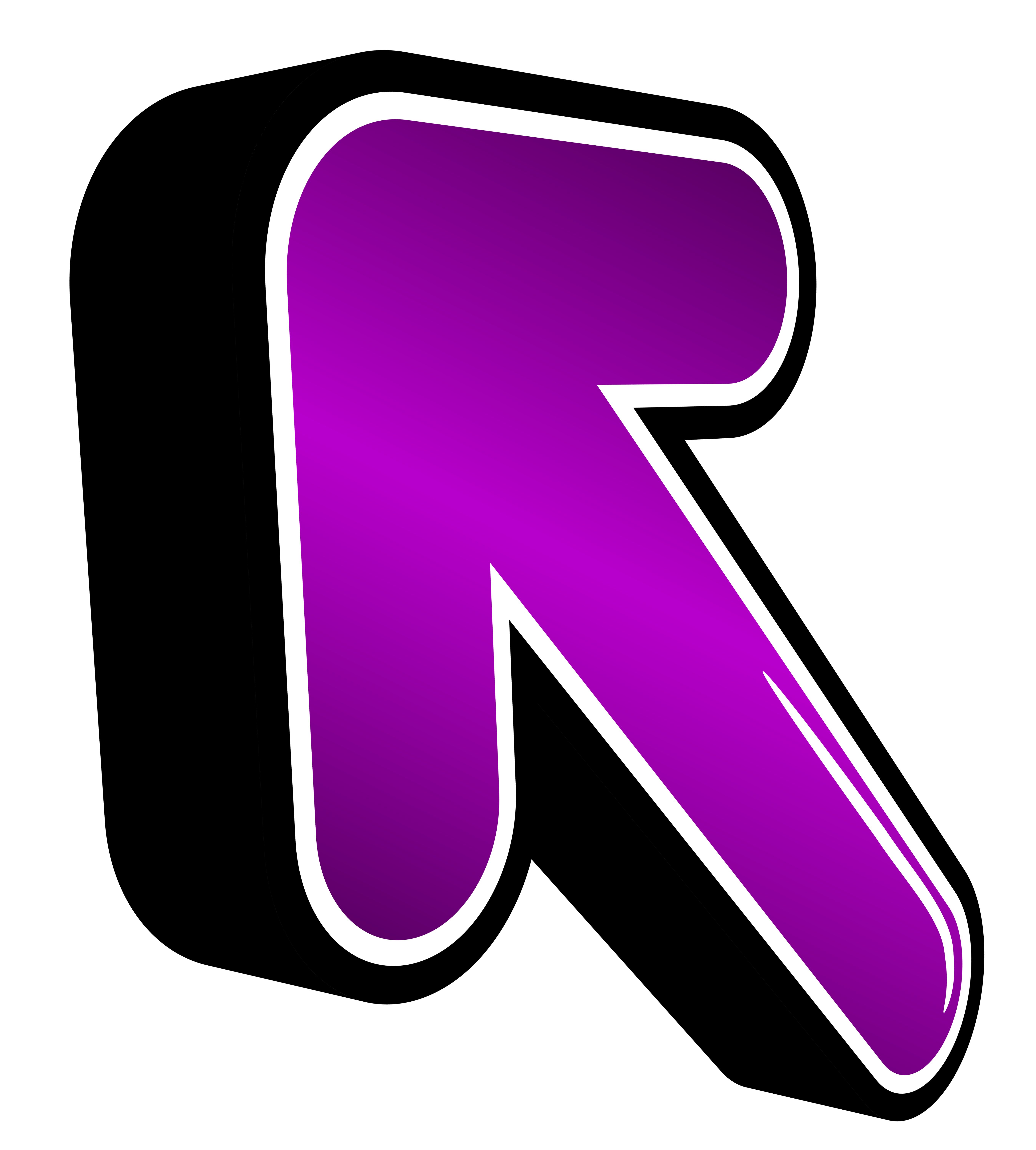 picture royalty free stock Purple arrow clipart.  d transparent png.