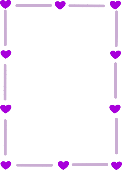 picture free stock Borders and frames silver. Purple border clipart