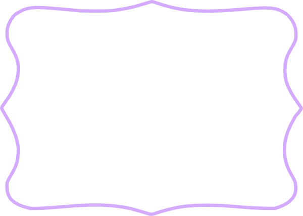 vector freeuse Purple Frame Clip Art at Clker