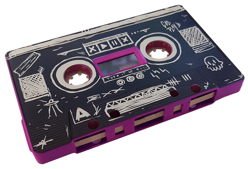 clip art free library Cassette Tape Duplication from DCC