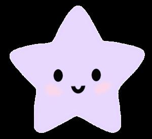 clip art transparent purple cute #117229348