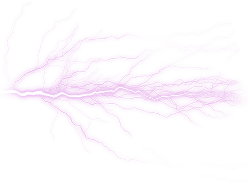 clipart free download purple transparent thunder #101874089