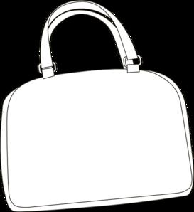 svg free library Bag Clip Art at Clker