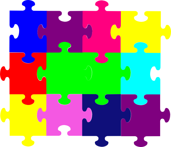 banner royalty free library Puzzle clipart. Jigsaw clip art at.