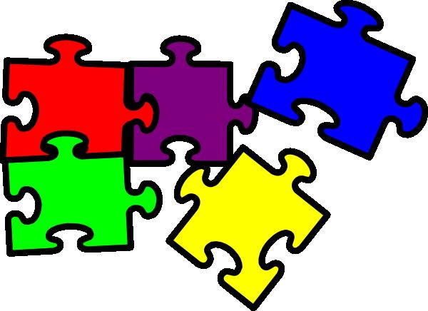 clipart free Figure clipart puzzled. Puzzle pieces clip art