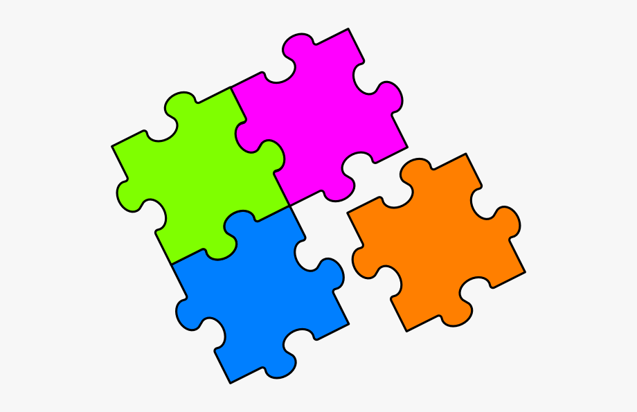 jpg free Puzzle clipart. Printable template free to.