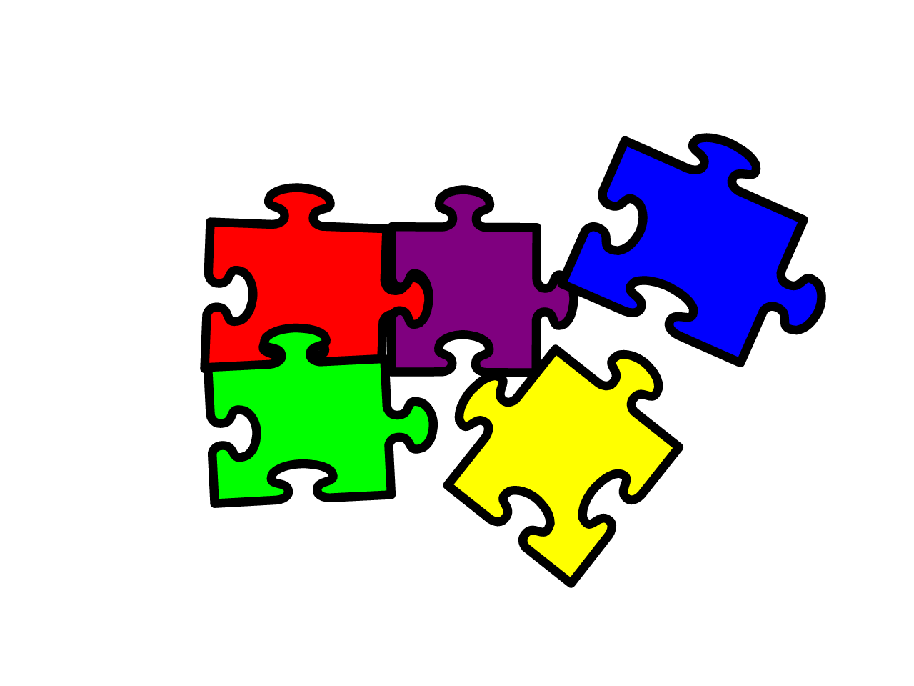 png royalty free download Puzzles clipart. Jigsaw clip art autism.