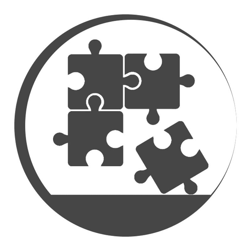 clip art freeuse stock Puzzle transparent . Puzzles clipart proportion