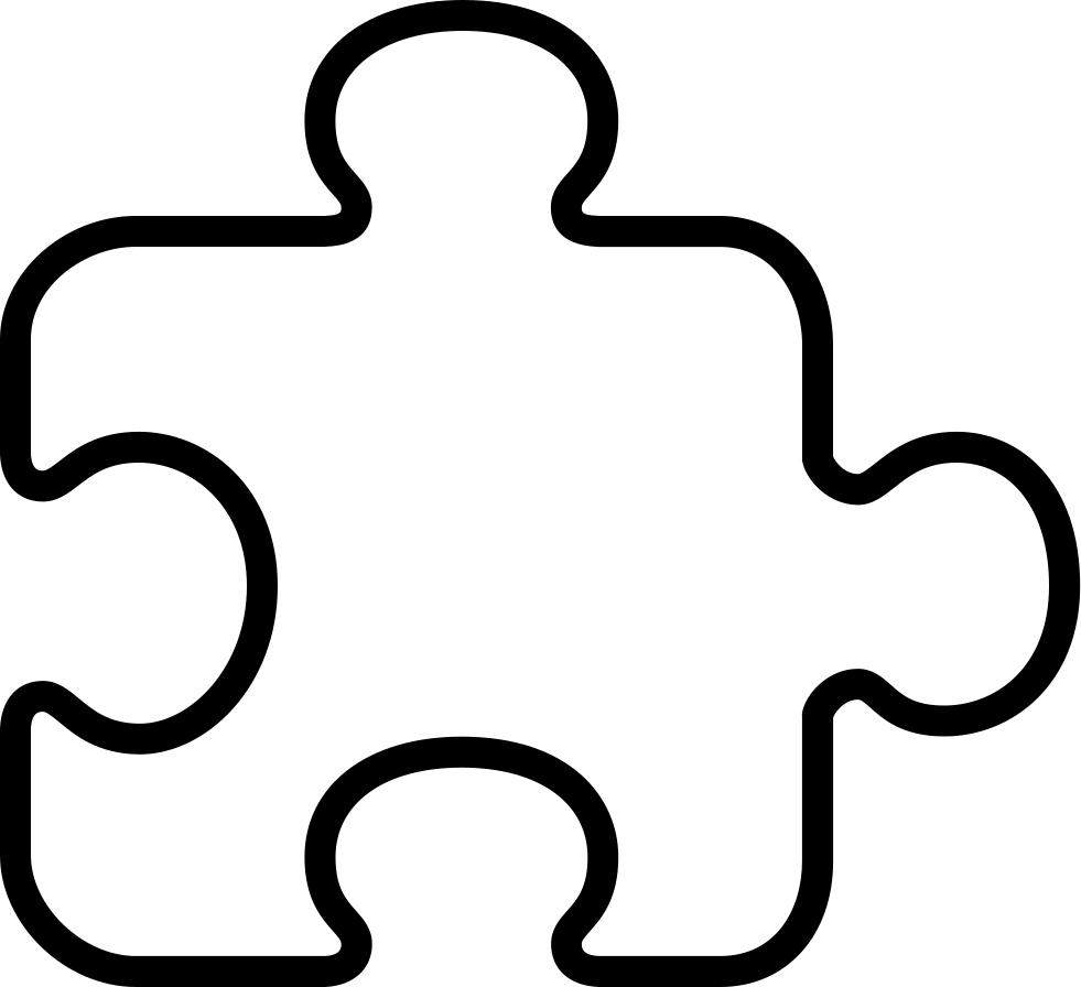 clip art freeuse stock Puzzles clipart proportion. Puzzle transparent