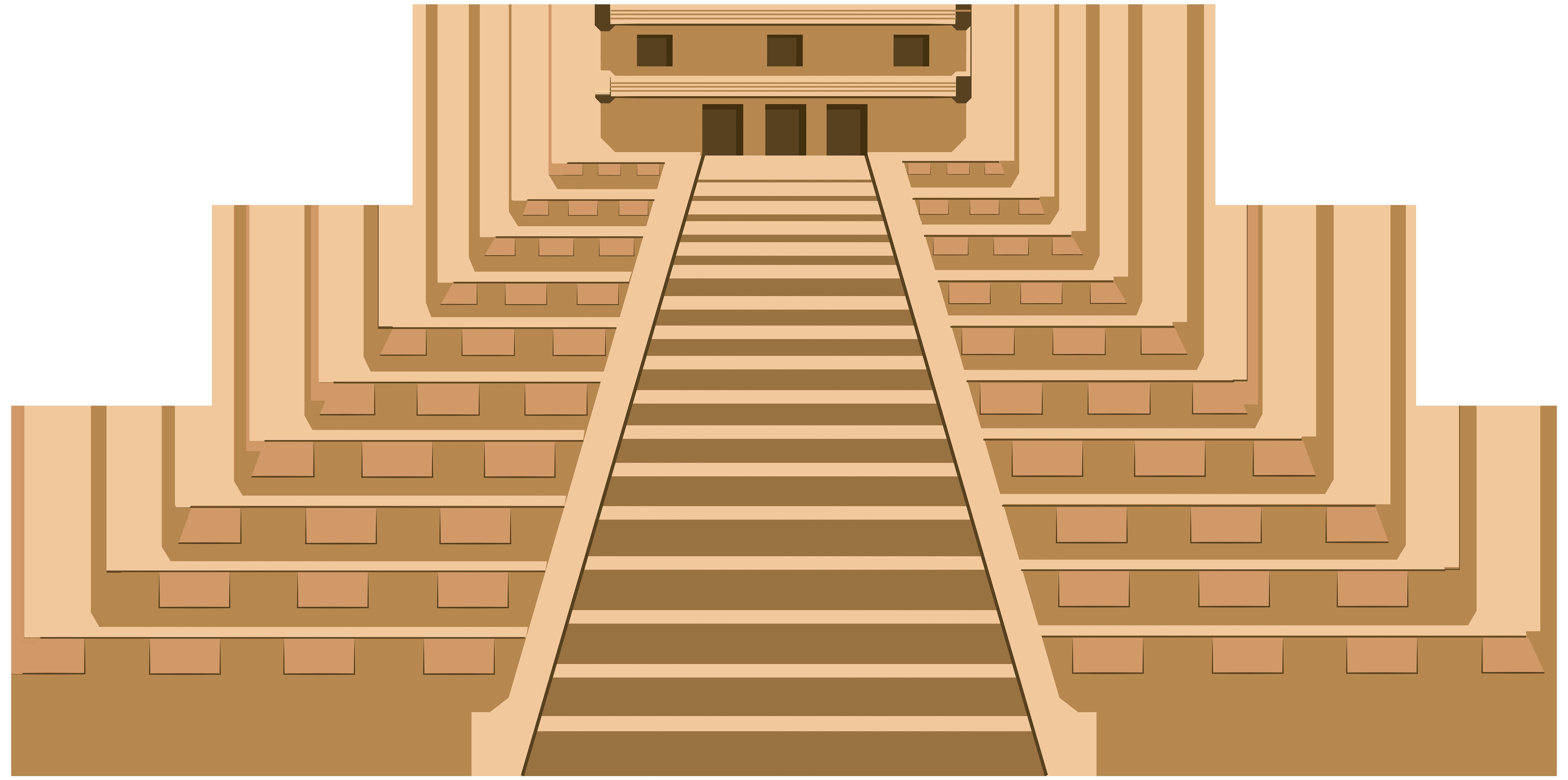 clipart library Chichen itza pyramid png. Pyramids clipart brick