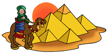 image freeuse Free ancient clip art. Pyramids clipart history egyptian