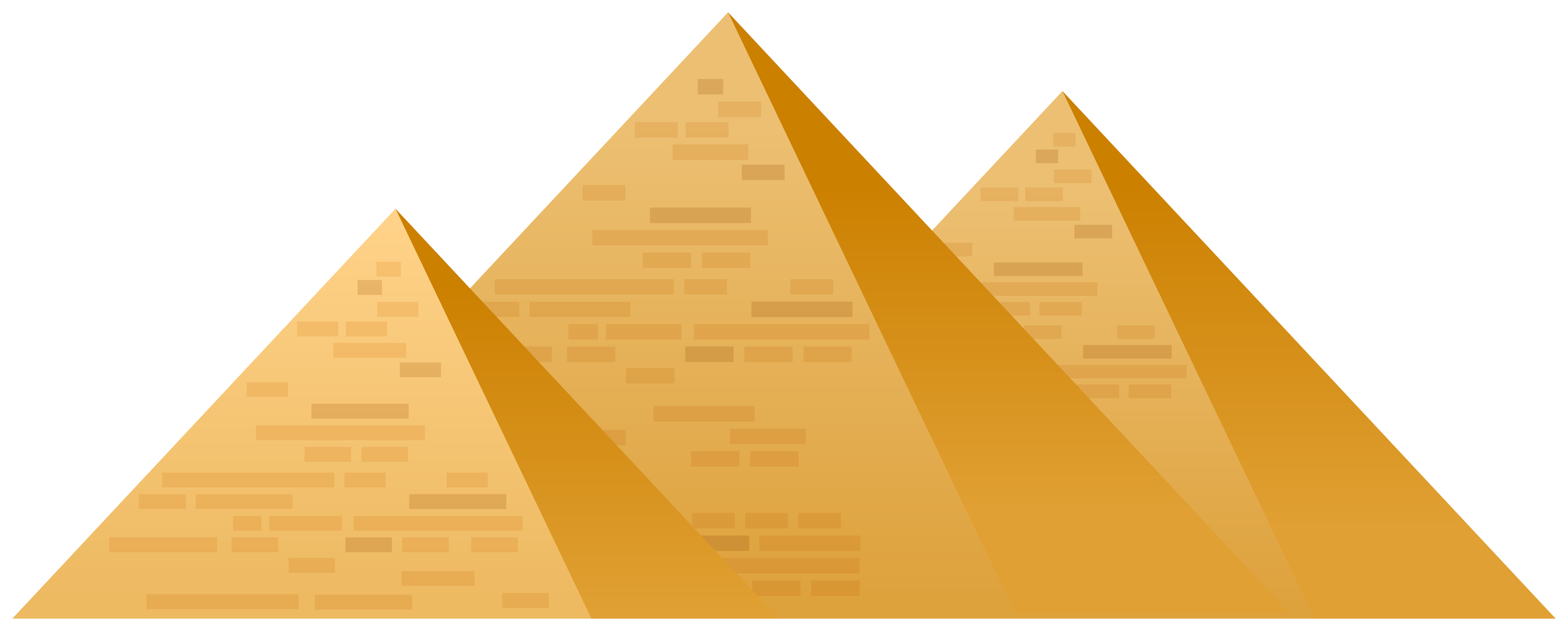 clipart library stock Egypt png clip art. Pyramids clipart
