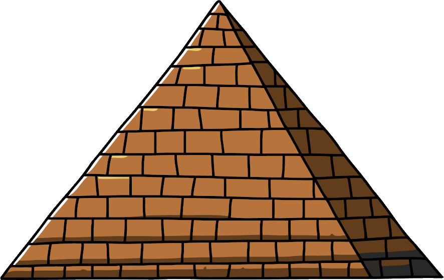 image download Png transparent images pluspng. Pyramid clipart.