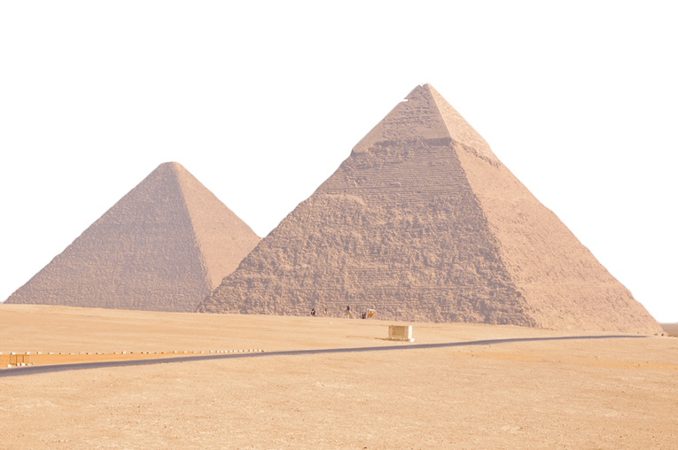 picture black and white stock Pyramids clipart history egyptian. Ancient egypt for kids