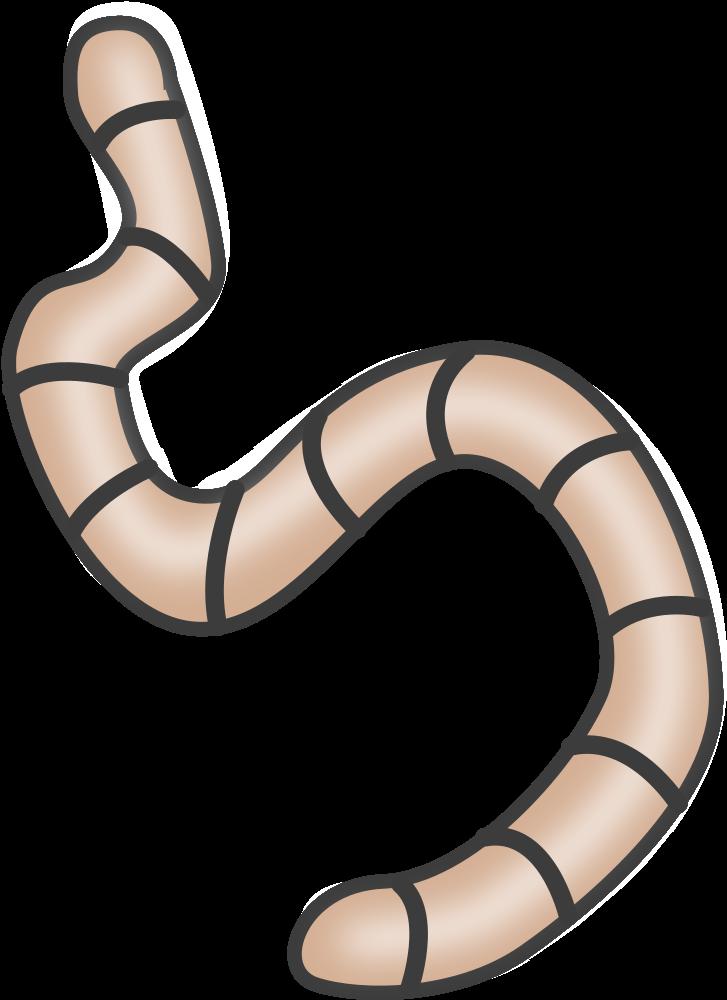 clip art free library Onlinelabels art earthworms details. Python clip