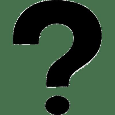clip art freeuse Large Question Mark transparent PNG