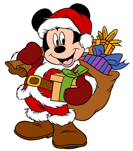 picture Christmas Mouse Clipart at GetDrawings