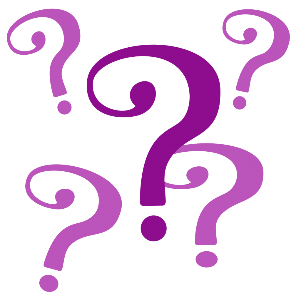 royalty free download Purple question mark clip. Quiz clipart