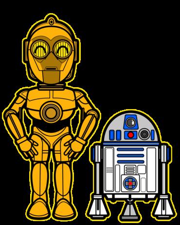 banner transparent Star Wars Kawaii Saga