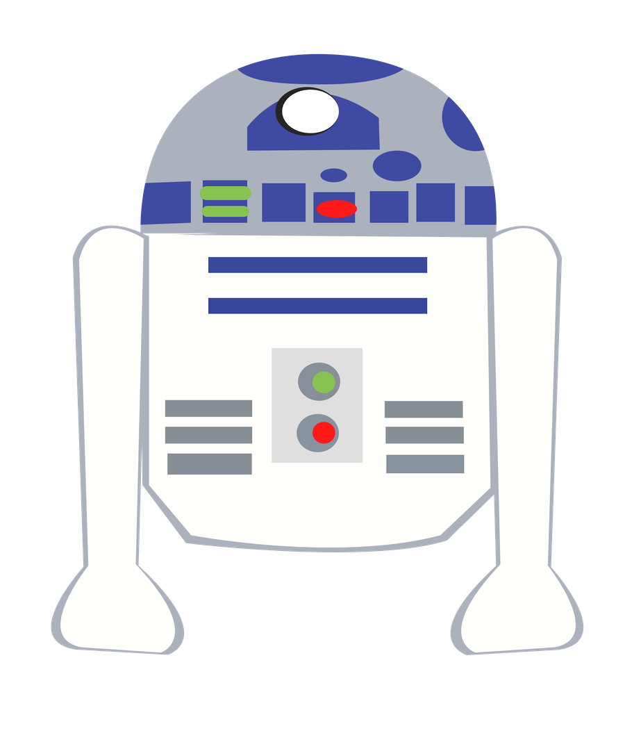 clip art library library R2d2 clipart free printable. Star wars minus already