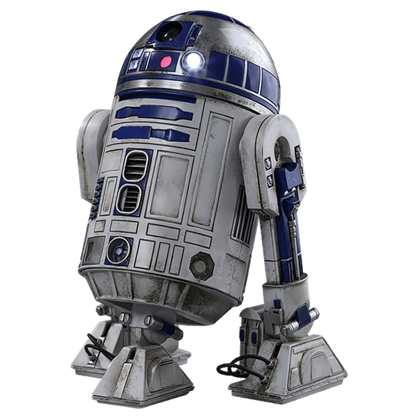 image free download R2d2 transparent. Star wars r d