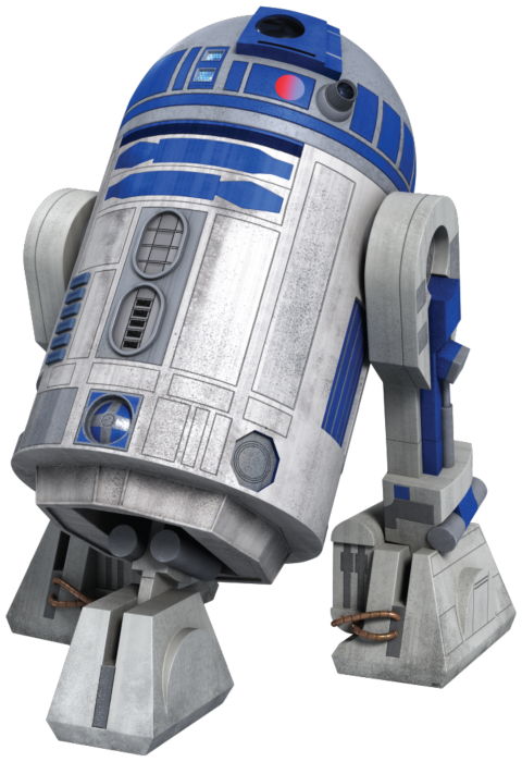 clip free stock R2d2 transparent background. R d star wars