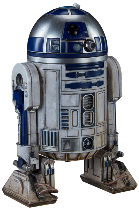 graphic library download R2d2 transparent big. Star wars r d