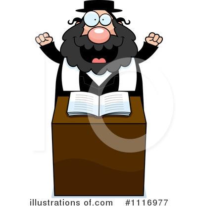 jpg royalty free Rabbi clipart. Illustration by cory thoman.
