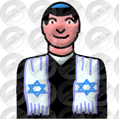 jpg royalty free library Rabbi clipart. Picture for classroom therapy.