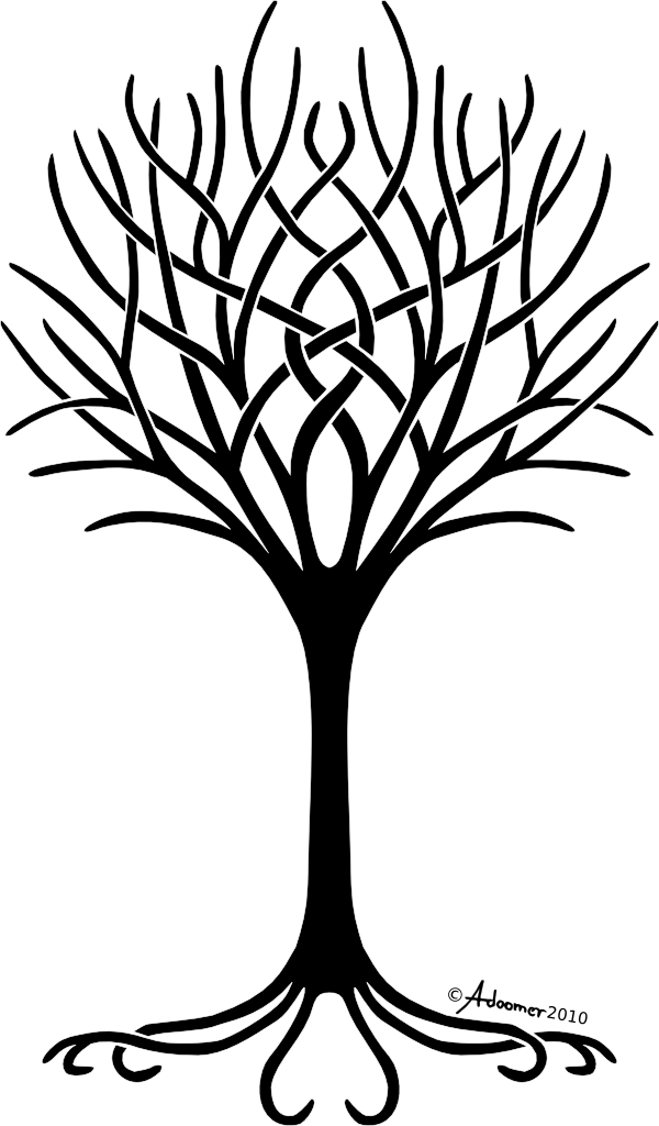 banner transparent stock Jewish Tree Of Life Drawing at GetDrawings