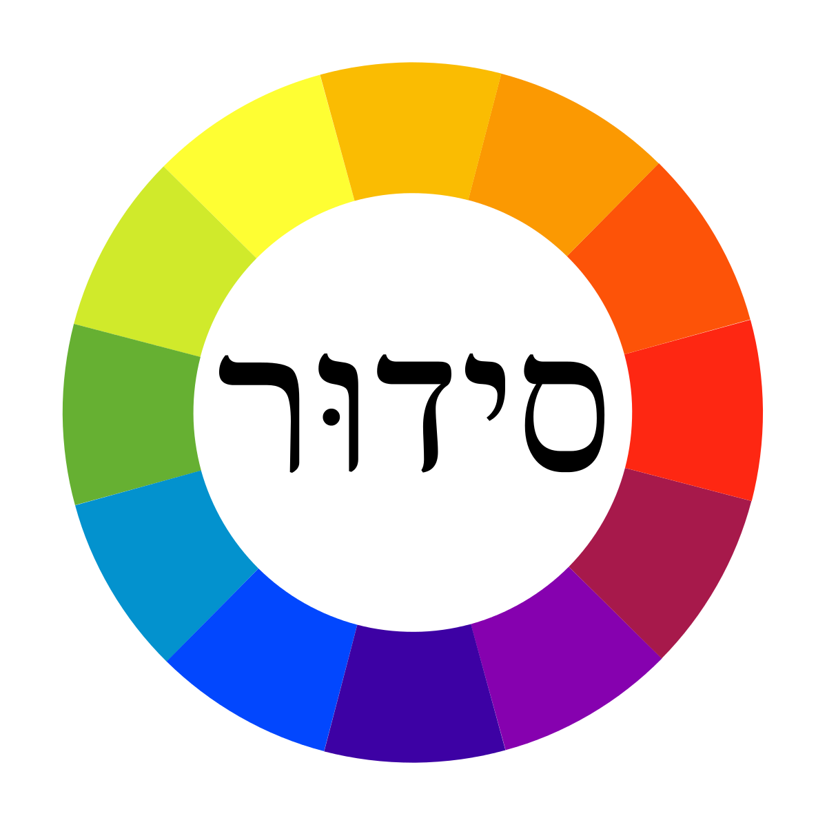 graphic royalty free library Open Siddur Project