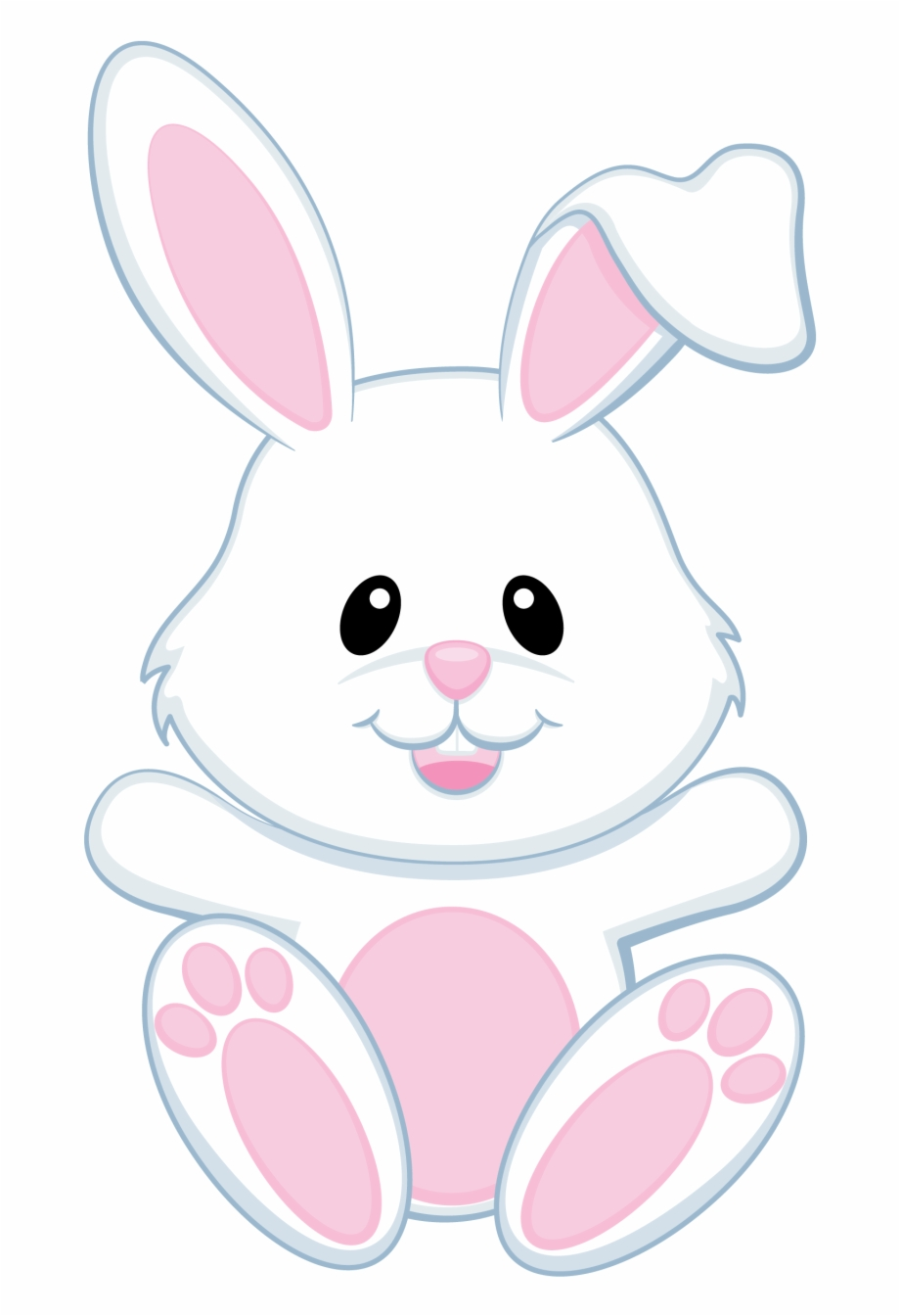 clip art freeuse library Bunny png free transparent. Rabbit clipart.