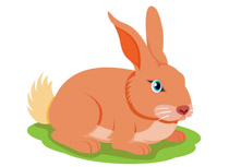 picture free Free clip art pictures. Rabbit clipart.