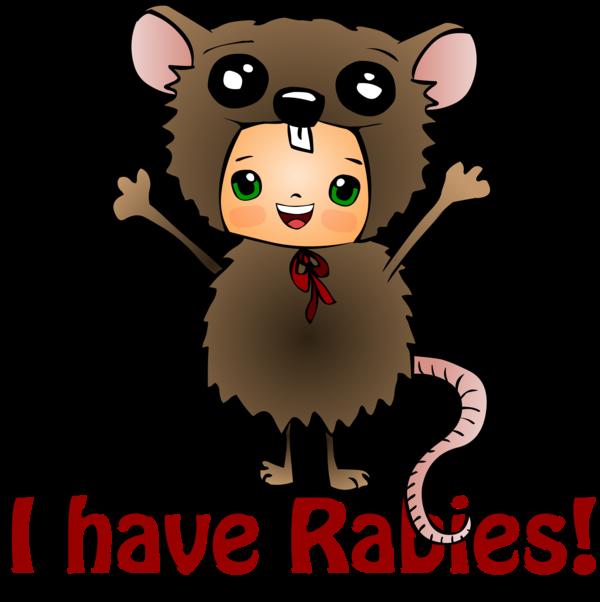 jpg royalty free I Have Rabies