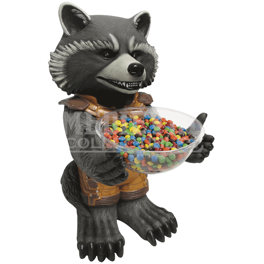 svg download Rocket Raccoon Clipart dressed