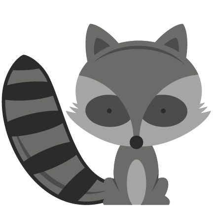 jpg freeuse download Raccoon SVG cutting files for scrapbooking raccoon svg cut file free