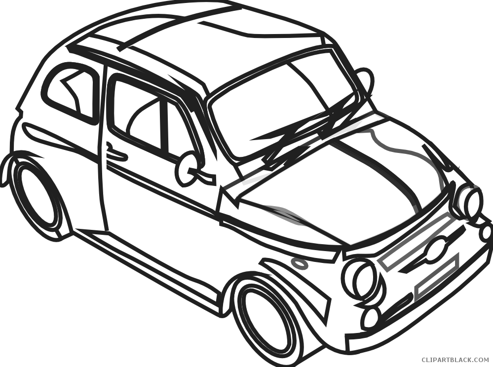 image black and white download Race Car Transportation free black white clipart images clipartblack