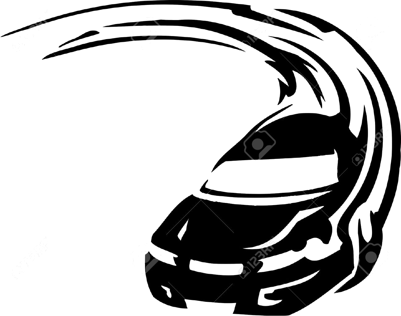 graphic freeuse stock Race car black and white clipart. Auto racing stock photography