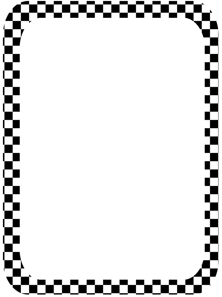 black and white stock Racing free download best. Race car border clipart