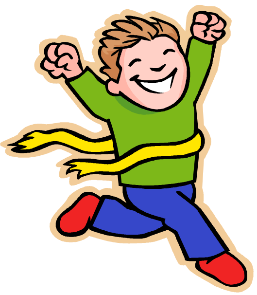picture royalty free stock Boy race . Kid running clipart
