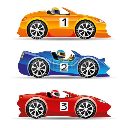 royalty free library Racecar clipart. Race car red racing.