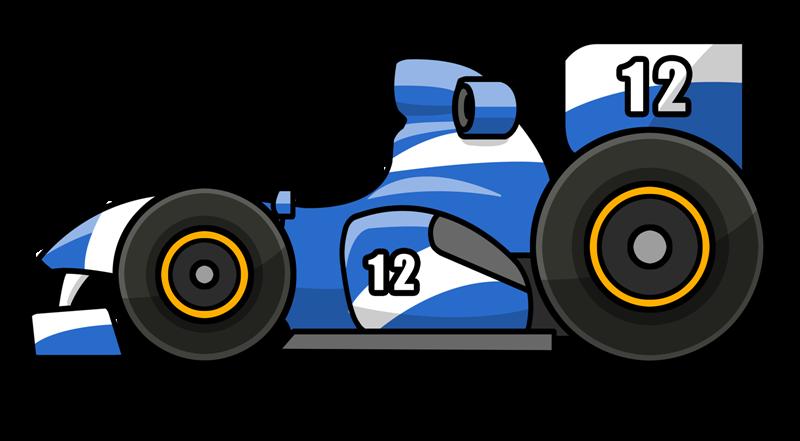 jpg transparent Cartoon race car . Kwanzaa clipart mantle.