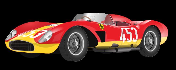 image transparent library Race car images clip art
