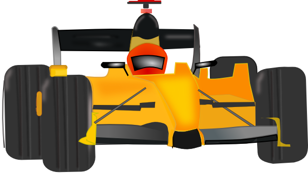 png library Race Car Clipart number