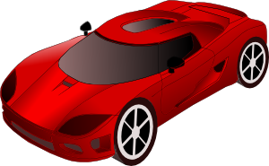 picture library stock Sports Car Clip Art at Clker