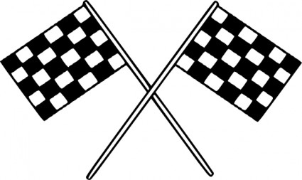 jpg black and white library Nascar clipart race road. Free racing cliparts download.