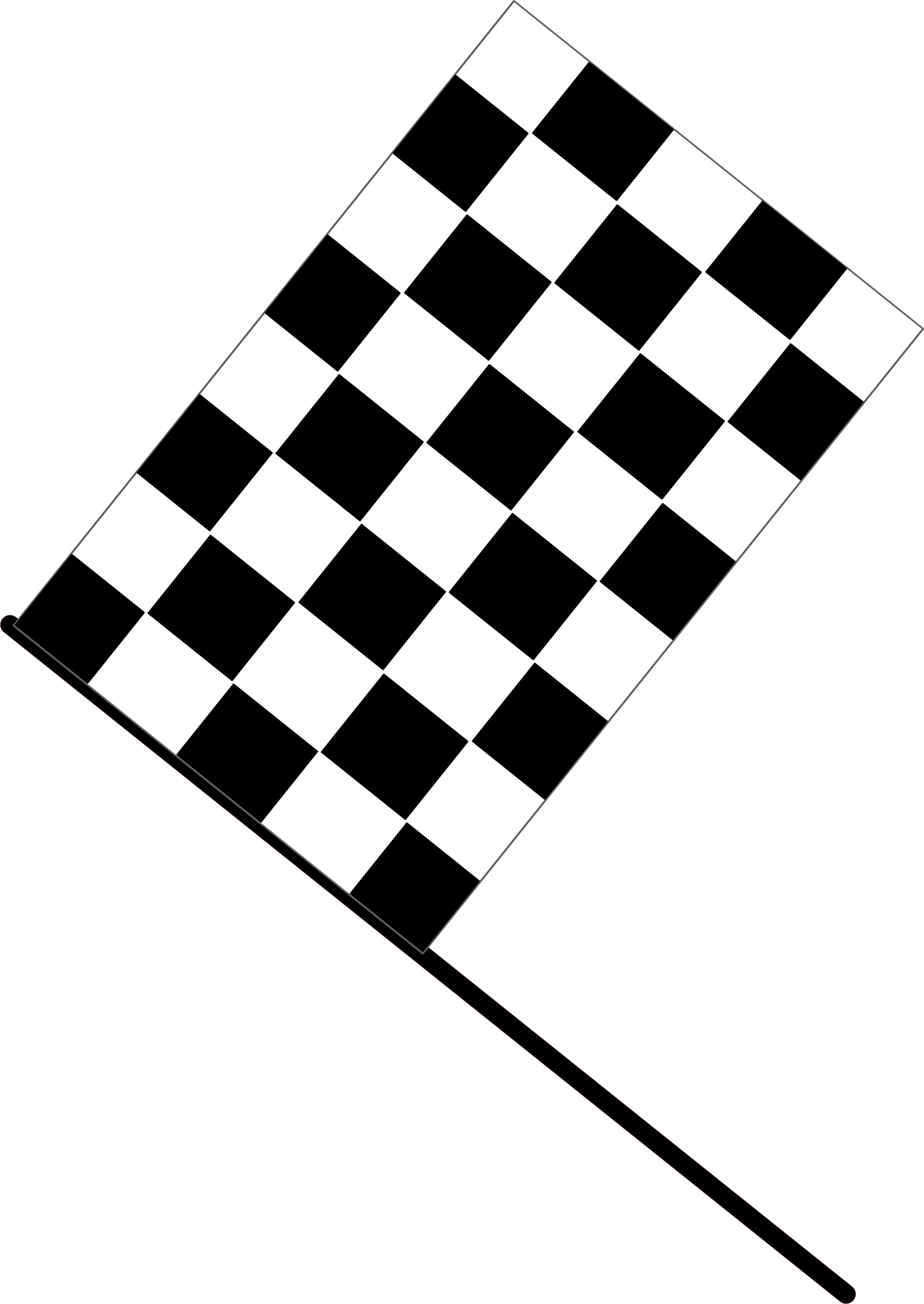 graphic library download Flag big image png. Checkered clipart clip art.