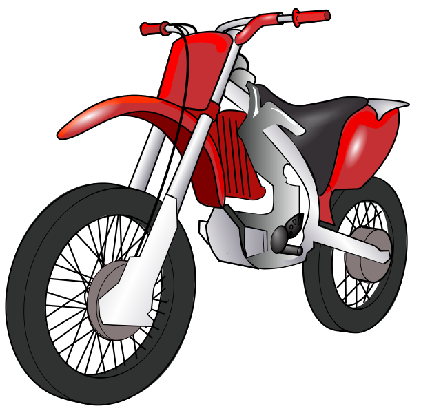 banner download File motorbike svg wikimedia. Racing clipart motorsport